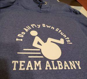 Team Albany Stunts